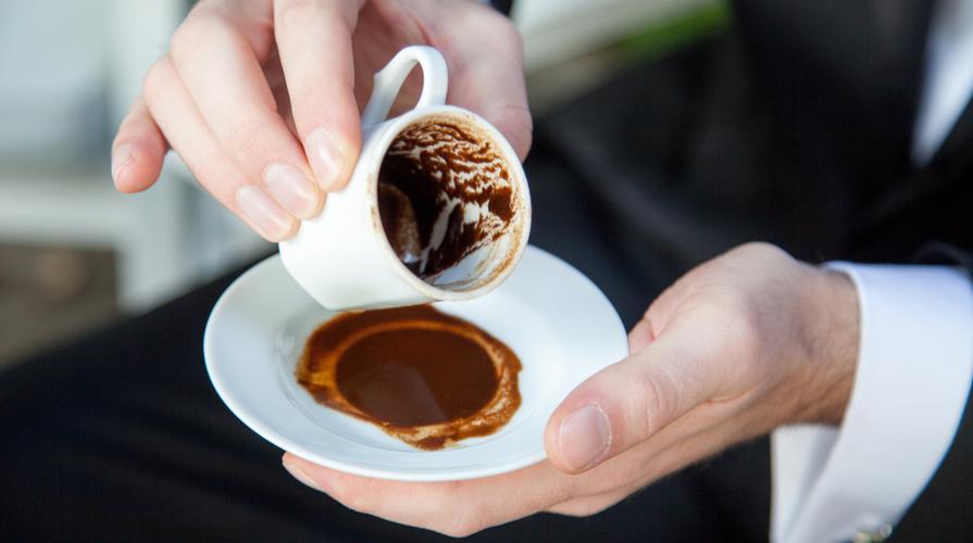leggere fondi caffè